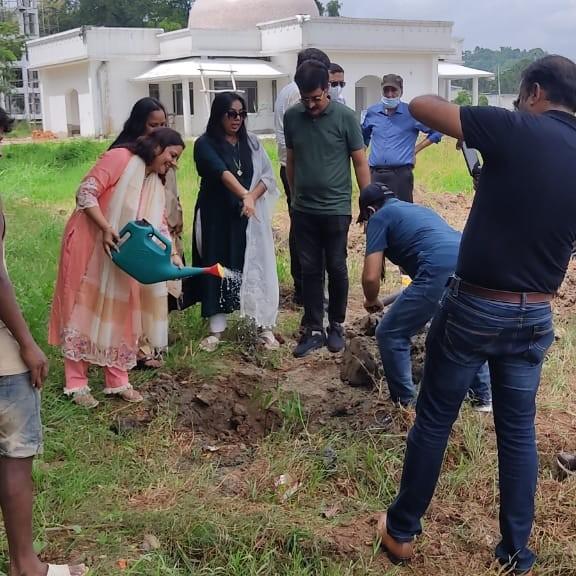 Tree Plantation at Satgaon