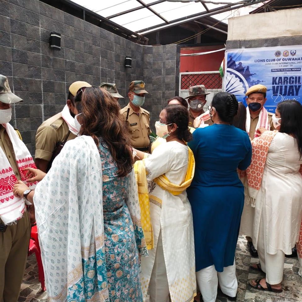 Tribute to Kargil Heroes