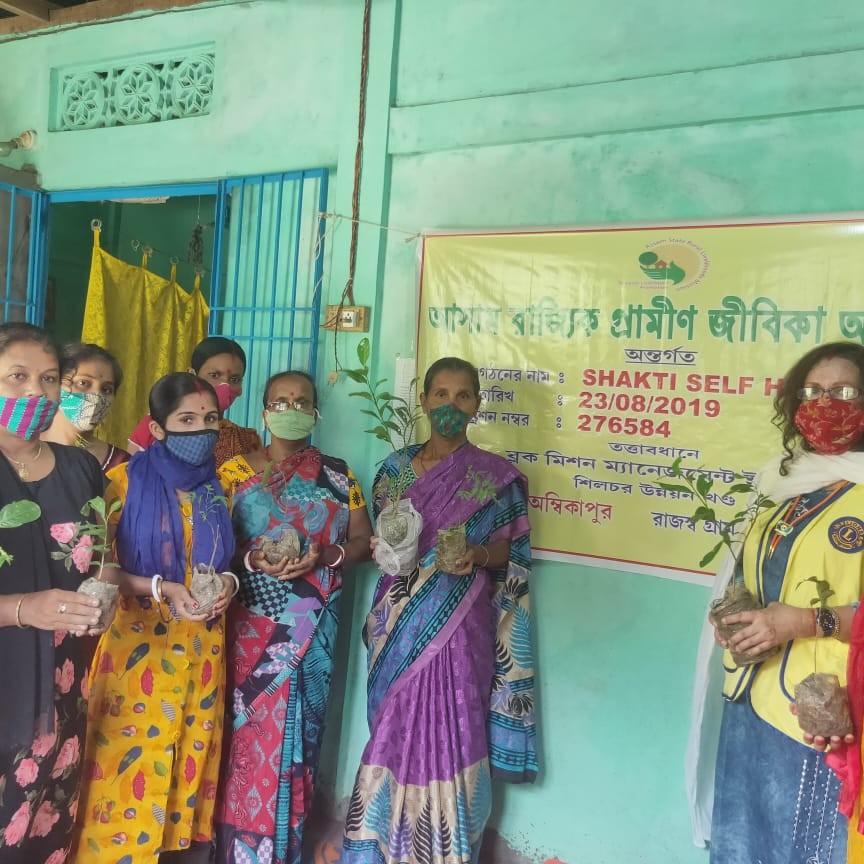 Empowering Women through Plantation