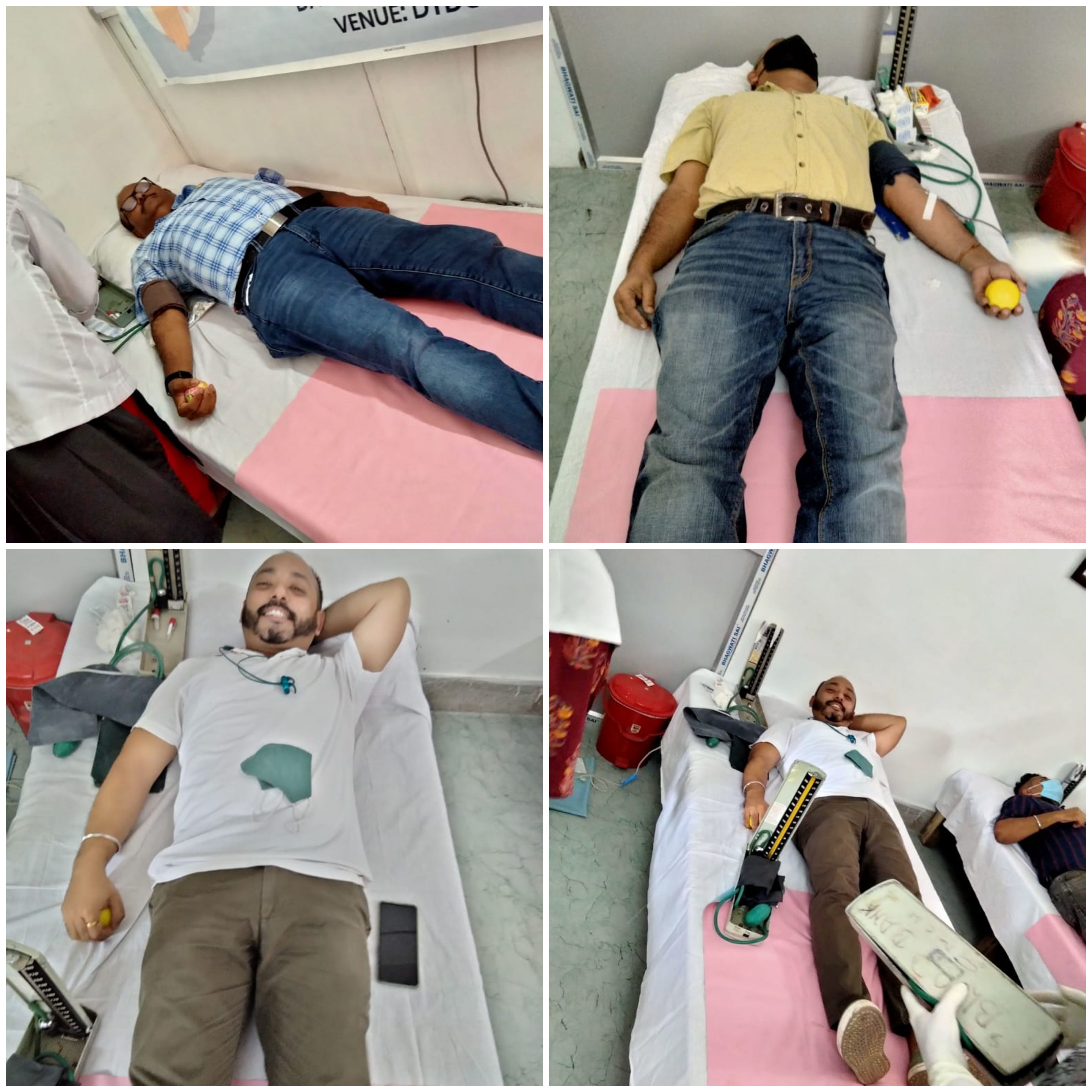 Blood Donation  Camp 1