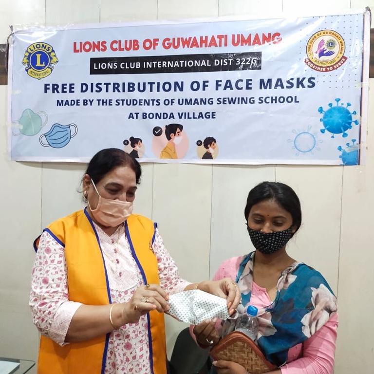 Mask Distribution