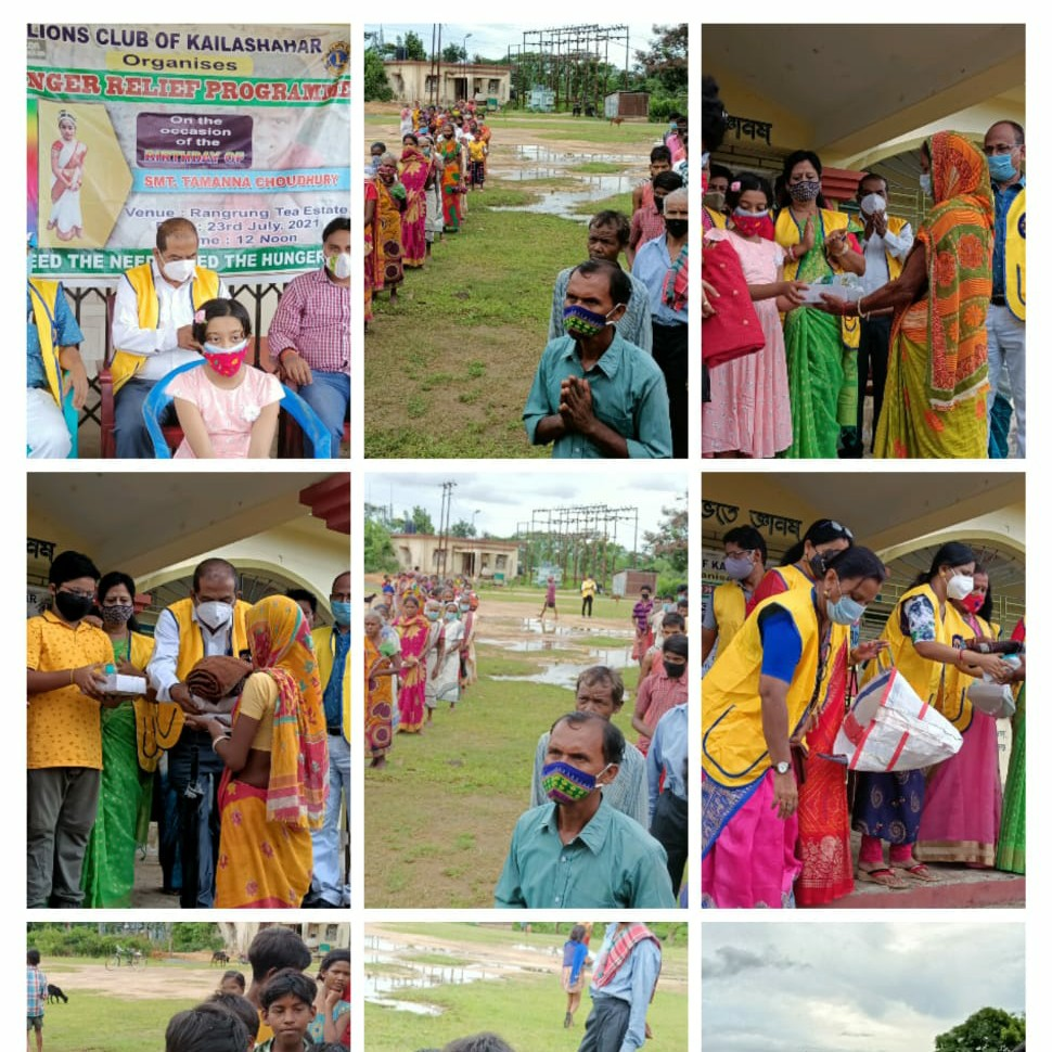 Hunger Relief Programme